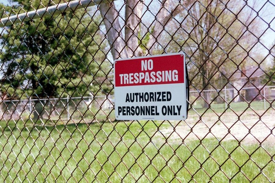 Trespassing Attorney Raleigh NC | Dewey Brinkley Law