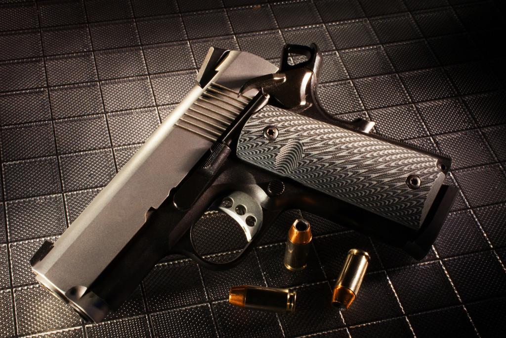 Felon Firearm Possession Atty Raleigh | Atty Dewey Brinkley