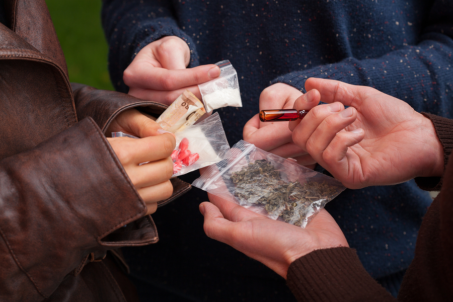 Raleigh Drug Dealing Defense Attorney | Dewey Brinkley Law
