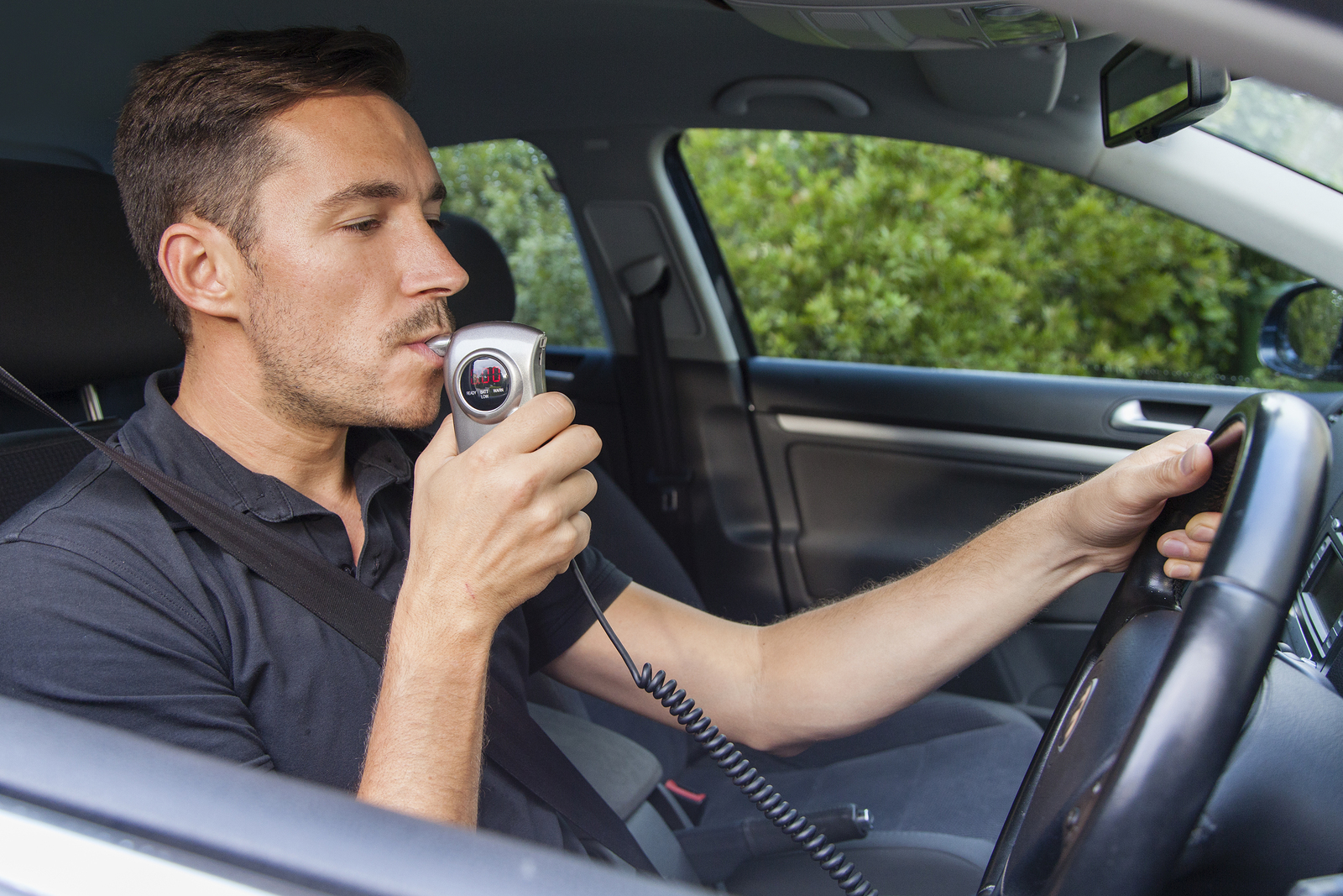 Ignition Interlock Laws | Raleigh DWI Lawyer Dewey Brinkley